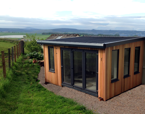 Garden Rooms Scotland